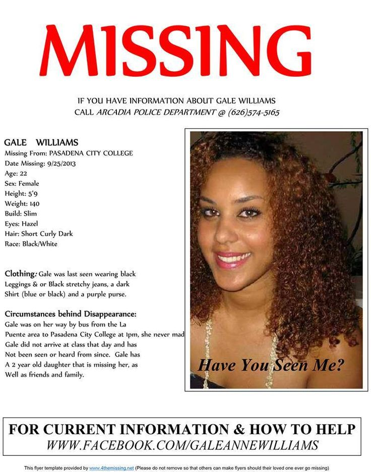 Please Share #MISSING- Please share to help our friends find - missing flyer template