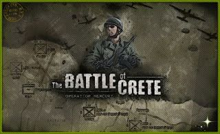 ΣΤΑΘΑΣ ορεινου βαλτου αιτωλοακαρνανιας: Η Μάχη της Κρήτης.[ Luftlandeschlacht um Kreta ] σ...