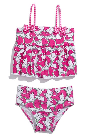 Hello kitty tankini