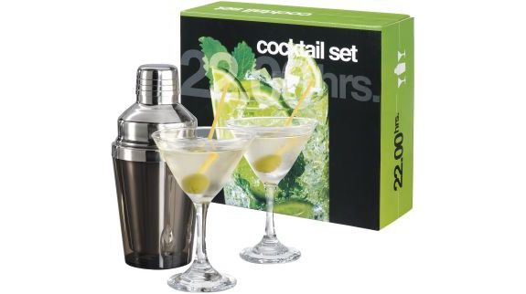 Cocktailset Shaker http://www.pascogifts.com/nl/promotiemateriaal/speciale-gelegenheid/geschenken-keuken-thuis/cocktailset-shaker