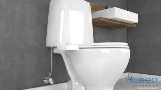 kleenstandard.com - YouTube  Watch this video and see how easy you can convert your existing toilet to a fully functional hygienic bidet!