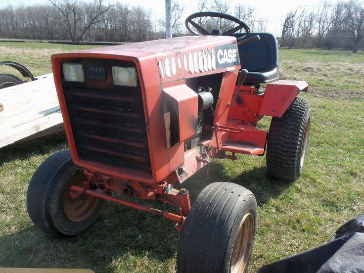 Case 224 Parts : Case lawn garden tractor j i equipment