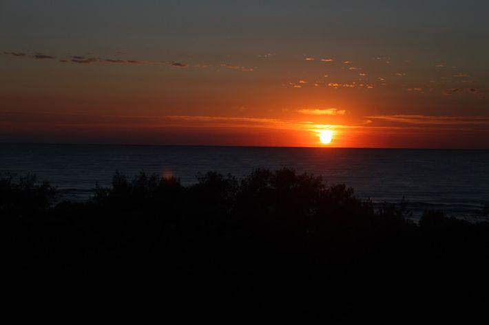 Mantra on Salt Beach Sunrise in Kingscliff, Australia