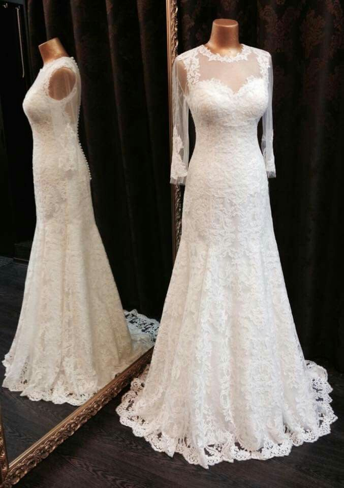 Lace Weeding dress