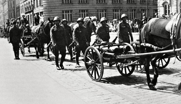 Škoda, Hrubý minomet vz. 18 ráže 140 mm. Čs armáda  převzal 240 kusů s 7 995 minami vz. 18 a tvořily výzbroj čtyř samostatných oddílů podřízených hlavnímu velení.