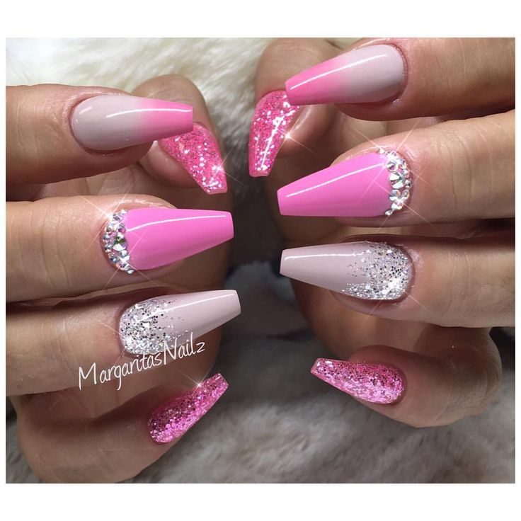 Glitter Nails Manicure Makeover Game For Girls By: 1000+ Ideas About Glitter Fade Nails On Pinterest
