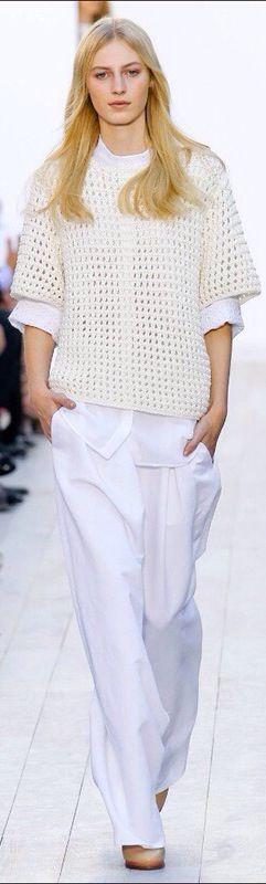 Chloe - like the sweater.