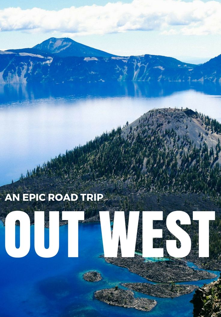 In search of the best national parks, coastal drives, and craft brews, Michaela Trimble takes to the Wild West on an epic road trip from Seattle to Lake Tahoe.