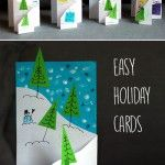 Easy++Holiday++Cards