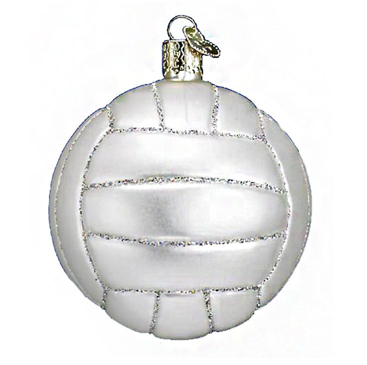 Lacrosse Christmas Ornaments