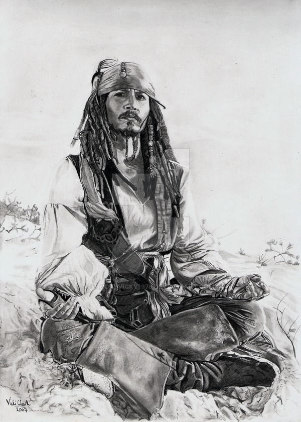 A Pirate's Life for Me by trickyvicky1978.deviantart.com on @DeviantArt