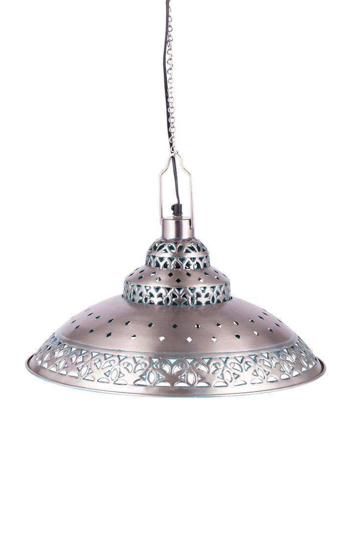 TIJIL lampa silver | Electric lamps | Lampor | Inredning | INDISKA Shop Online