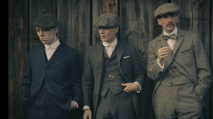 How To Dress Like a Peaky Blinder | Man of Many