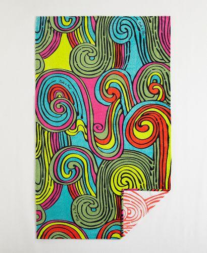 TIDE & POOL | Designer Beach Towels, Beach Accessories