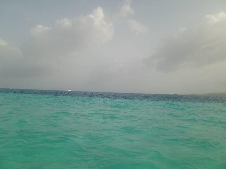 División del mar ..