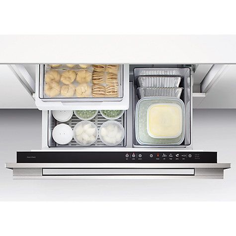 Buy Fisher & Paykel RB90S64MKIW2 CoolDrawer Multi-Temperature Refrigerator Online at johnlewis.com