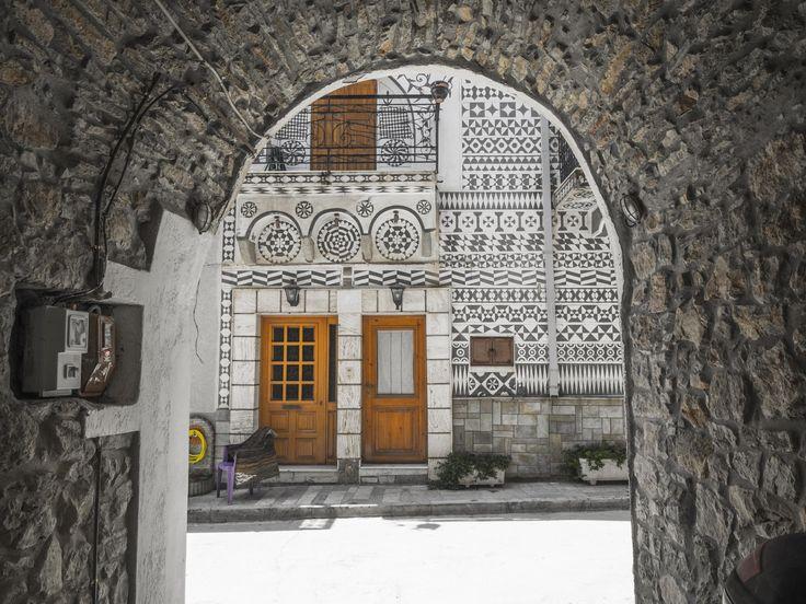 GREECE CHANNEL | #Pirgi Village, #Chios, #Greece by Mike Tetteris on 500px http://www.greece-channel.com/