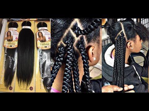 EZBRAID , ITCH FREE HAIR [Video] - Black Hair Information