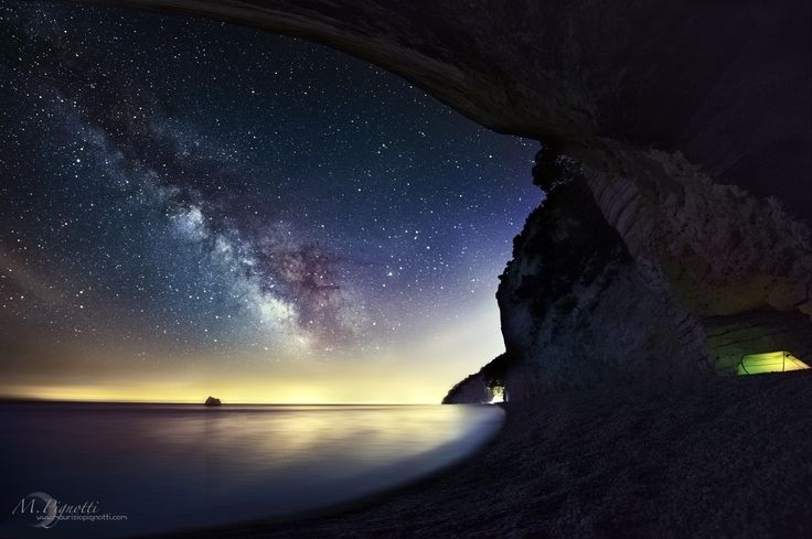 Maurizio Pignotti - Cave Resort (Science vs Art)