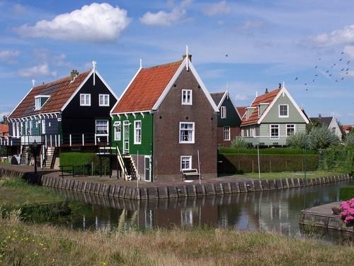 Village of Marken - Holland #dutch