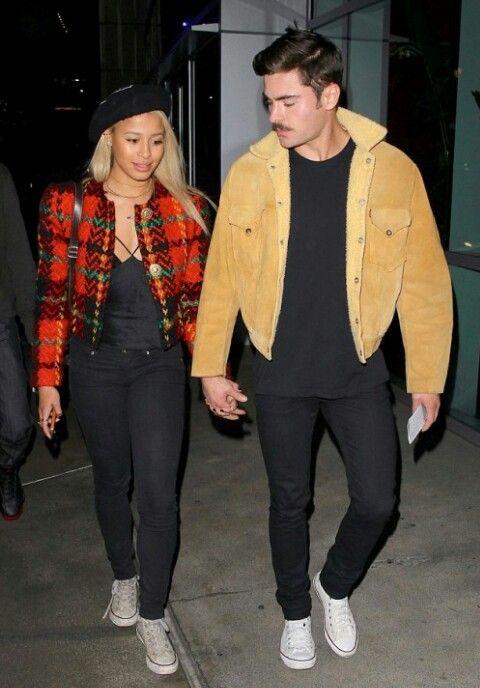 Zac Ephron & girlfriend Sam Mori