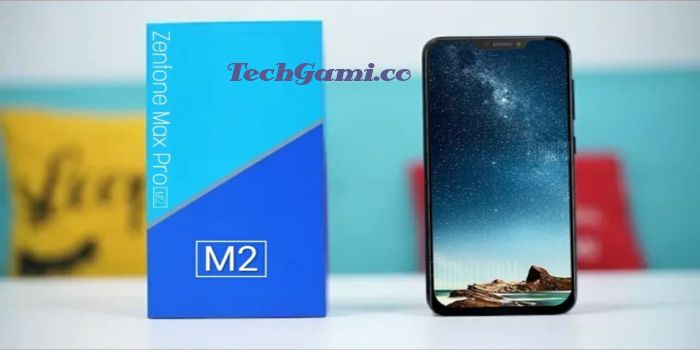 The successor of Zenfone Max Pro M1 is spotted in an Androideo video