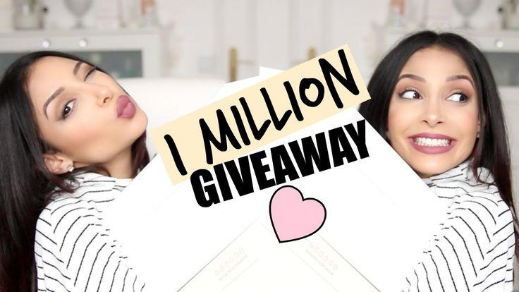 1 MILLION INTERNATIONAL GIVEAWAY ♡ 5 BIG SANANASBOX !
