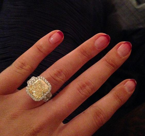 Engagement Rings 2017  Iggy Azalea Engagement Ring