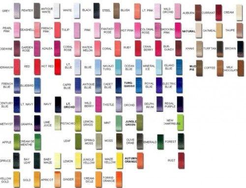 Kool Aid Hair Color Chart Mynameismomma Just Cuz I Like