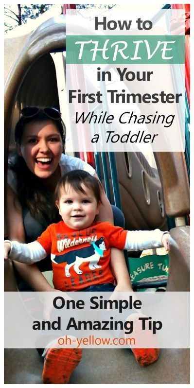 Do not let morning sickness steal time with your toddler! This is the best ti …   – All About Motherhood and Parenting