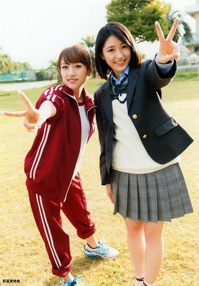 Takamina & Mayuyu #AKB48