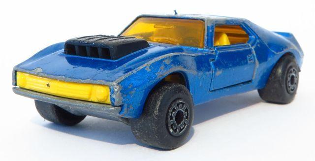 1/64 diecast collector: Matchbox Lesney AMX JAVELIN no.9