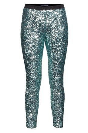 Ozlem Sequin Leggings | French Connection Usa