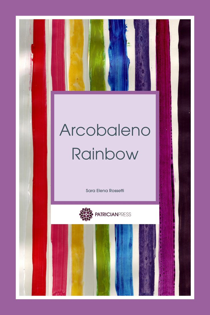 Love rainbows? Love poetry? Love Italian? (With English translations)
