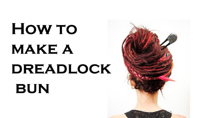 how to put in dreadlocks