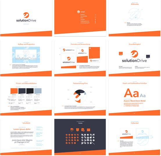 Bildergebnis für corporate fonts usage