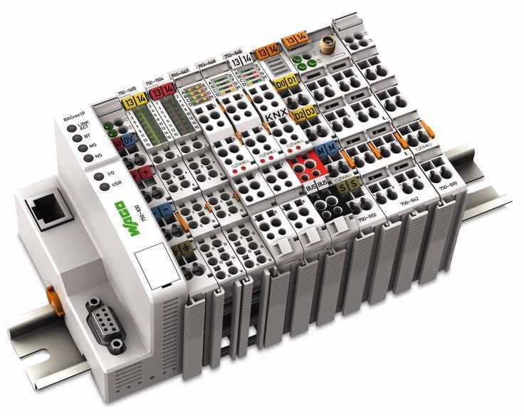 Modular Wago O 753 Series   With