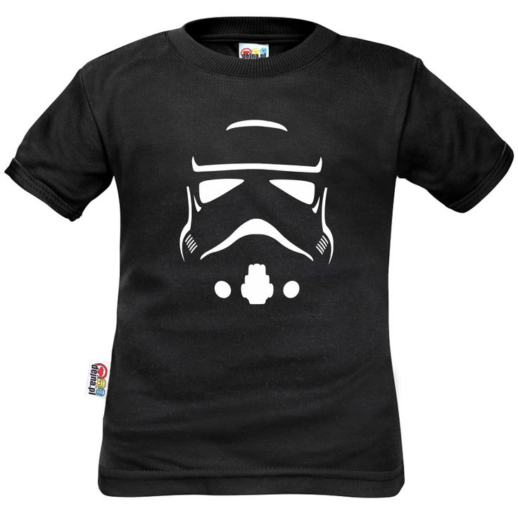 Tee shirt enfant noir : Star Wars - Drôles - Family In Black