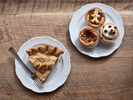 Sugar Rush (Thanksgiving Edition): Two Great Pie Spots in #DC