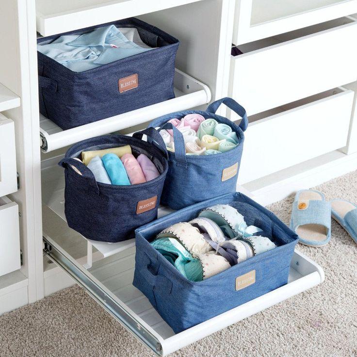 Organizer Laundry Basket