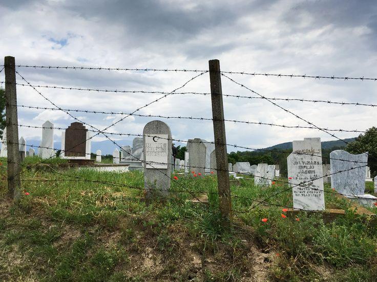 Cemetery in Dolna Matka | Hřbitov, Dolna Matka