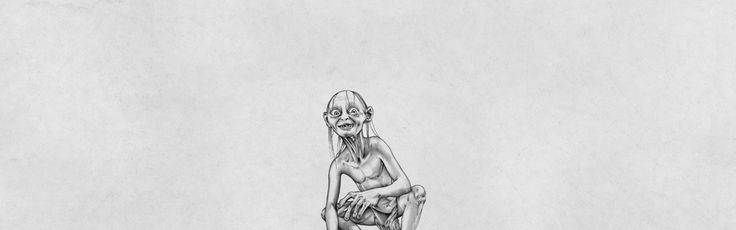 Lord Of The Rings Gollum Wallpaper Desktop Background #I23