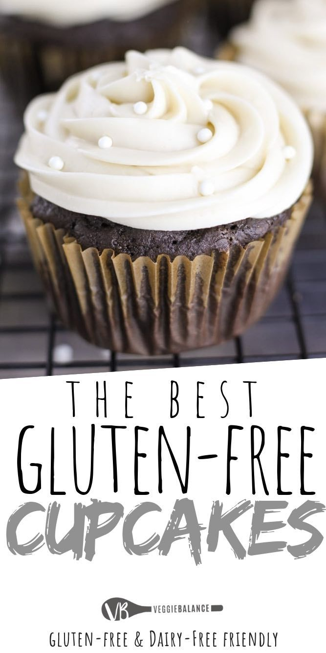Gluten Free Chocolate Cupcakes Recipe Is A Decadent Cake You Ll