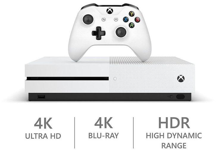 Xbox One S 500GB Console - Minecraft Bundle #Microsoft