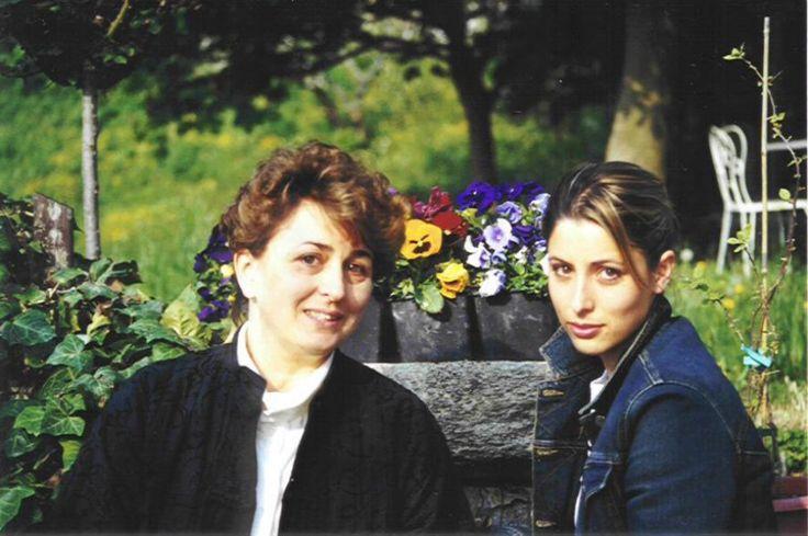 Josetta Saffirio and Sara Vezza from Barolo