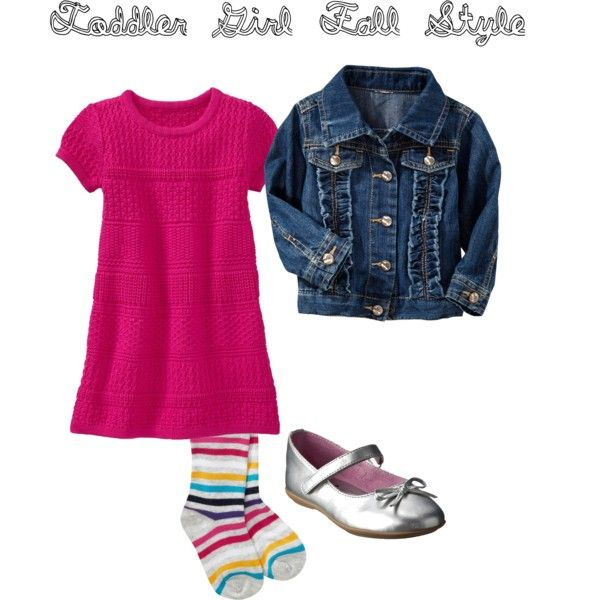 Toddler Girl Fall Style, created by anmerritt on Polyvore