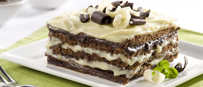 Chocolates Águila: #Postre Dos #Chocolates