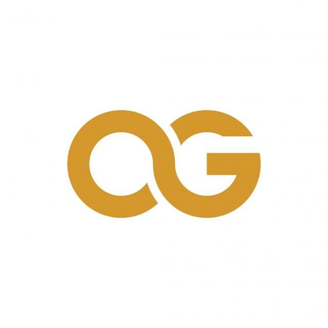 Initial Og Logo Vector Logo Icons Letter Logo Png And Vector With Transparent Background For Free Download G Logo Design Logo Design Inspiration Creative Unity Logo