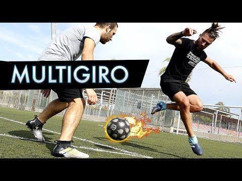 Multigiro Panna (Caños) - Tutoriales y Videos de Futbol, Trucos Freestyle y Goles - YouTube