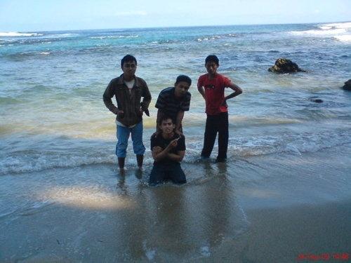 17  November 2009, bersama teman-teman MTs